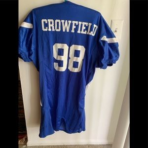 🌹Nike Crowfield #98 Authentic Jersey Top!